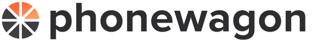 PhoneWagon Logo
