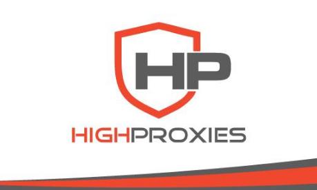 HighProxies-Logo